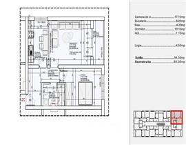 Metro MilitariDirect DezvoltatorBloc Nou Finalizat Ap 2 cam+Parcare